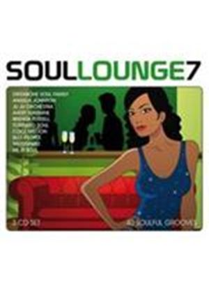 Various Artists - Soul Lounge Vol.7 (40 Classic Grooves) (Music CD)
