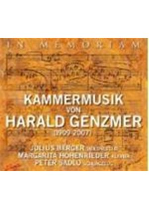 In Memoriam - Chamber Works of Genzmer