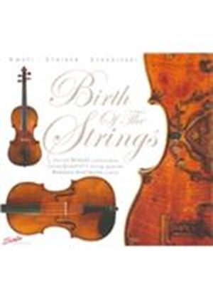 Birth of the Strings (Music CD)