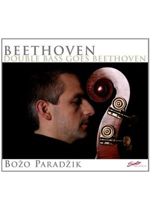 Double Bass Goes Beethoven (Music CD)