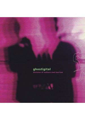 Ghostigital - Division of Culture & Tourism (Music CD)