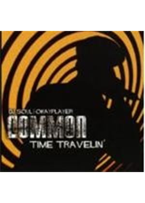 Common - Time Travelin'