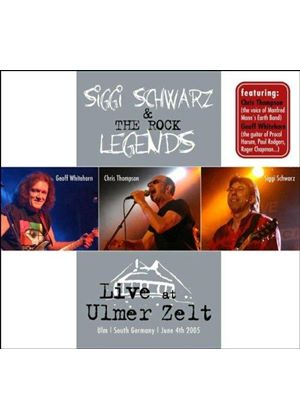 Rock Legends (The) - Live at Ulmer Zelt (Live Recording) (Music CD)