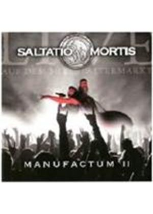 Saltatio Mortis - Manufactum Vol.2 (Music CD)