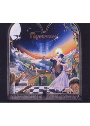 Pendragon - Window of Life (Music CD)