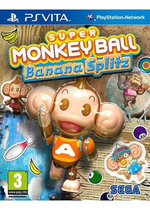 Super Monkey Ball Banana Splitz (PlayStation Vita)