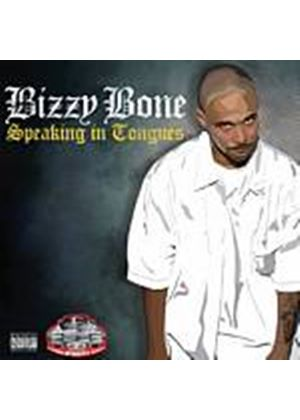 Bizzy Bone - Speaking In Tongues (Music CD)
