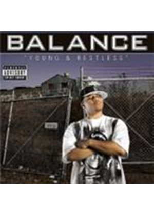 Balance - Young And Restless [PA] (Music CD)