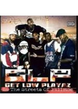 Get Low Playaz - In The Streets Of Filmoe [PA] (Music CD)