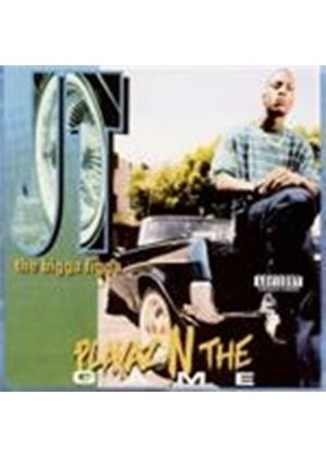 JT The Bigga Figga - Playaz In The Game [PA] (Music CD)