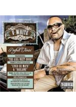 V-White - Perfect Timin' [PA] (Music CD)