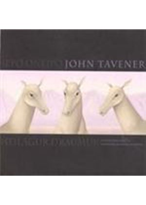 Tavener: Iepo Oneipo (Music CD)