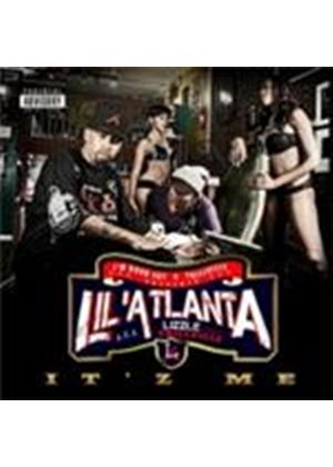 Lil' Atlanta - It'z Me (Music CD)