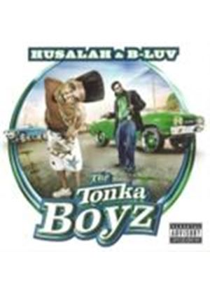 Husalah & B-Luv - Tonka Boyz, The (Music CD)