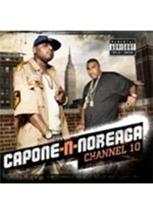 Capone-N-Noreaga - Channel 10 [PA] (Music CD)