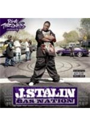J-Stalin - Gas Nation [PA] (Music CD)