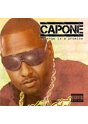 Capone - Revenge Is A Promise (Music CD)