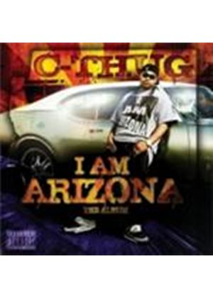 Live Wire - I Am Arizona [PA] (Music CD)