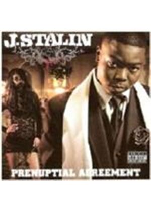 J-Stalin - Prenuptial Agreement (Music CD)