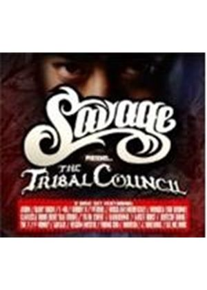 Savage - Tribal Council, The (Music CD)