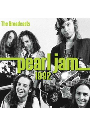 Pearl Jam - 1992 Broadcasts (Music CD)