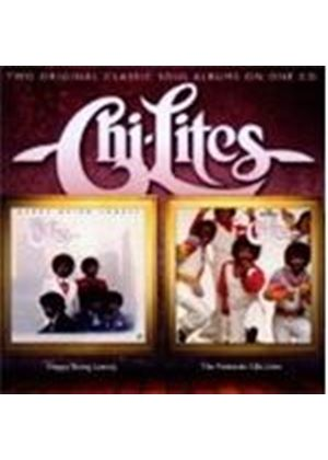 Chi-Lites (The) - Happy Being Lonely/The Fantastic Chi-Lites (Music CD)