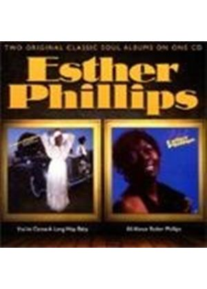 Esther Phillips - You've Come A Long Way Baby/All About Esther Phillips (Music CD)