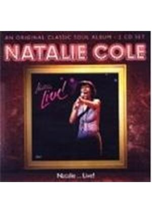 Natalie Cole - Natalie... Live (Music CD)