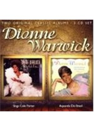 Dionne Warwick - Sings Cole Porter/Aqualera Do Brasil (Music CD)