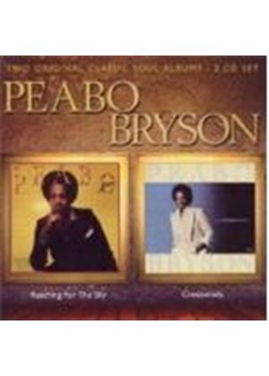 Peabo Bryson - Reaching For The Sky/Crosswinds (Music CD)