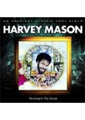 Harvey Mason - Marching In The Street (Music CD)