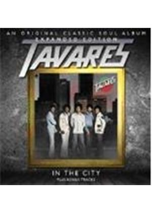 Tavares - In the City (Music CD)