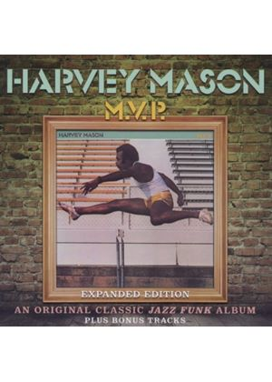 Harvey Mason, Sr. - M.V.P. (Music CD)