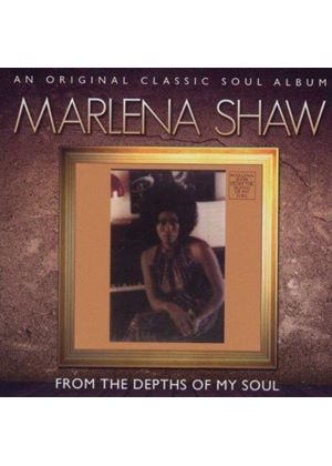 Marlena Shaw - From The Depths Of My Soul ~ Original Album Remastered (Music CD)