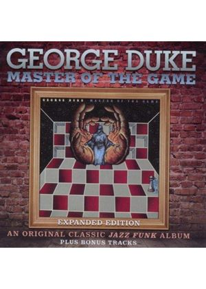 George Duke - Master of the Game (Music CD)