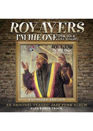 Roy Ayers - I'm The One (For Your Love Tonight) ~ Expanded Edition (Music CD)
