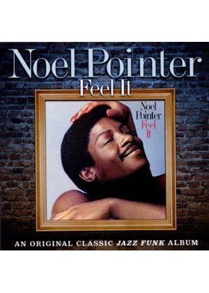 Noel Pointer - Feel It (Music CD)