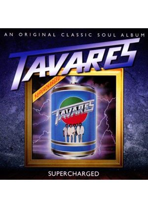 Tavares - Supercharged (Music CD)