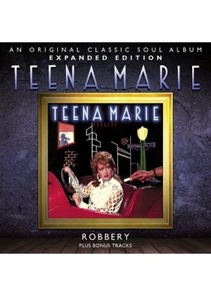 Teena Marie - Robbery [Expanded Edition] (Music CD)