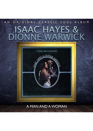 Dionne Warwick - Man and a Woman (Music CD)