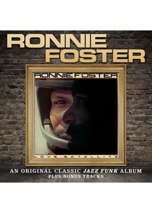 Ronnie Foster - Love Satellite (Music CD)