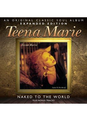 Teena Marie - Naked to the World (Music CD)