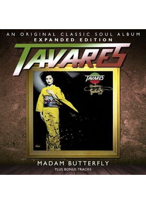 Tavares - Madame Butterfly (Music CD)