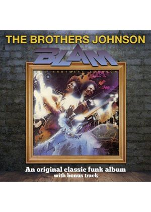 Brothers Johnson (The) - Blam!! (Music CD)