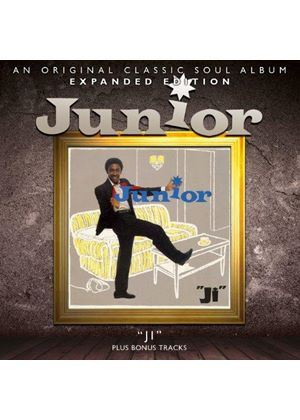 Junior - Ji (Music CD)
