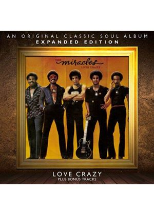 Miracles (The) - Love Crazy (Music CD)