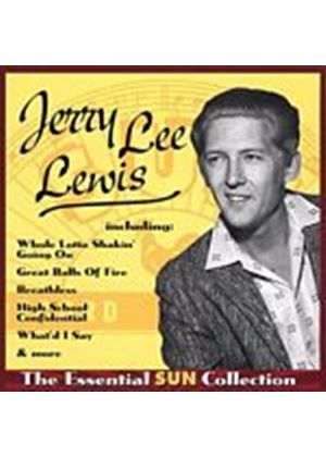 Jerry Lee Lewis - Essential Sun Collection (Music CD)