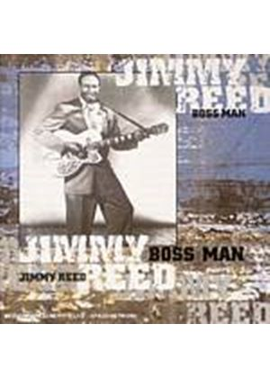 Jimmy Reed - Big Boss Man The Bes (Music CD)