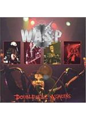 W.A.S.P. - Double Live Assassins (Music CD)
