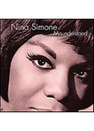 Nina Simone - Misunderstood (Music CD)